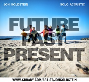 Future Past Present CD Cover